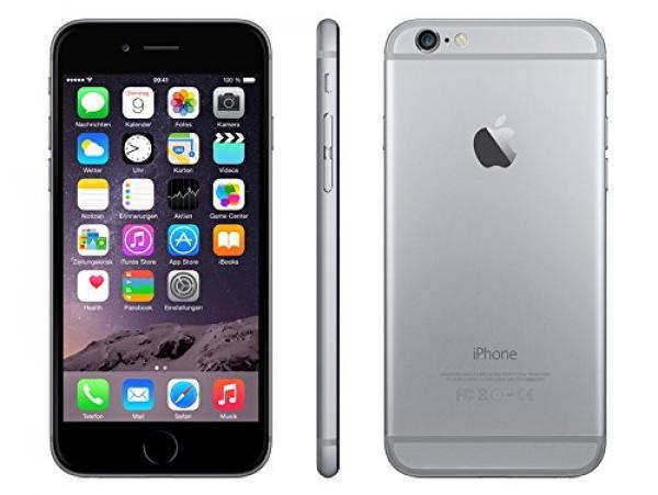 Apple iPhone 6 (A1586) Space Grau 64GB